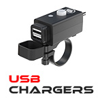 SO EASY RIDER USB CHARGERS