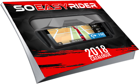 SO EASY RIDER :: 2018 CATALOG